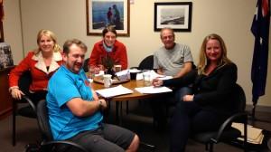 Committee Meeting 2012